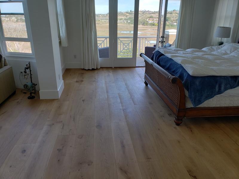 Solana Beach flooring project