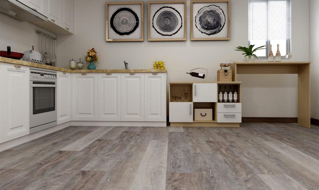 vinyl plank floors for kitchen