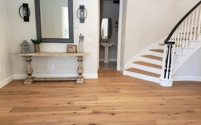 Hardwood Floors in Encinitas (After)