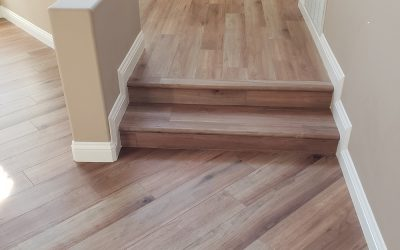 waterproof vinyl plank floors San Diego